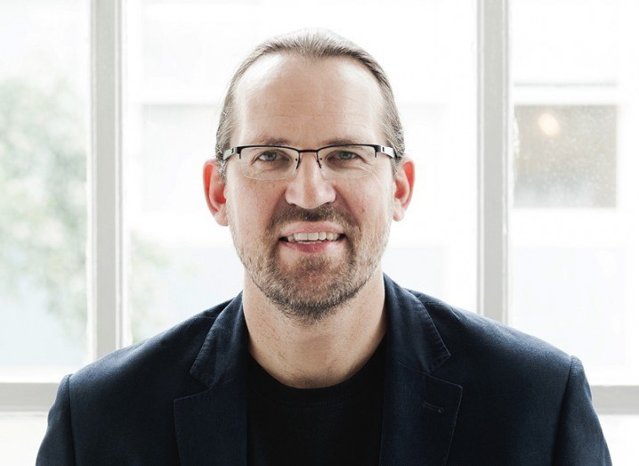 Dave Coplin. Microsoft UK