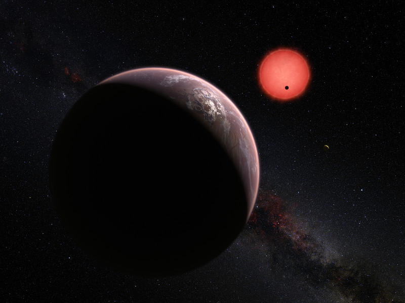 Scientists discover potentially habitable Earth-like new planets