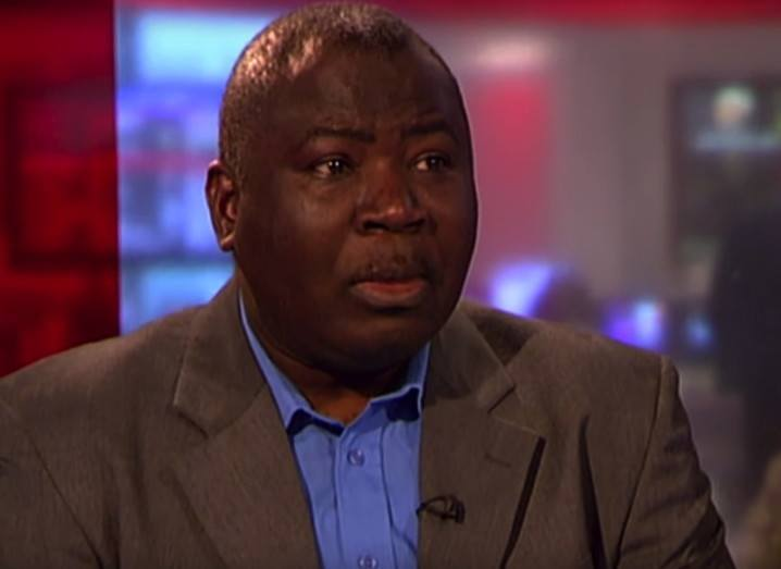 Guy Goma on the BBC