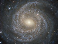 Amazing Hubble space pics are spiralling out of control