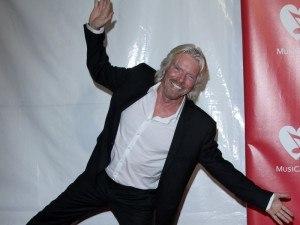 Richard Branson, Voom 2016