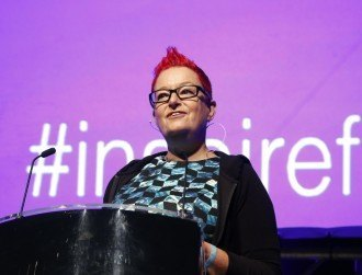OBE honoree Dr Sue Black returns to Inspirefest to talk Saving Bletchley Park