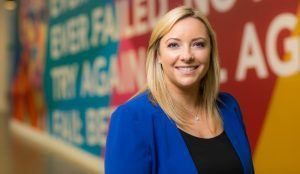 Wendy Murphy, LinkedIn's senior director of HR