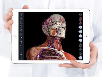 Irish app player 3D4Medical wins top Apple design award