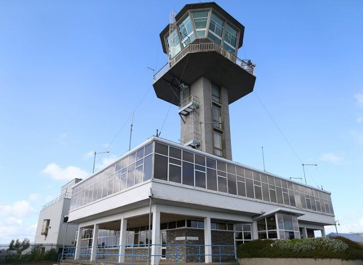 IAA airport control tower