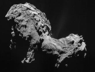 Rosetta to meet Philae one last time in destructive end