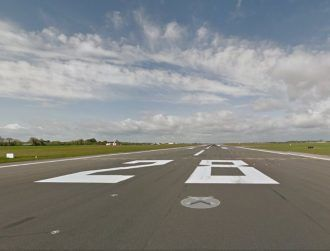 Runways at Dublin Airport now on Google Street View