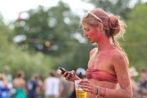 Festival phone