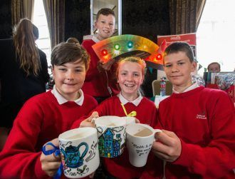 Cork schoolkids showcase entrepreneurial expertise