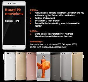 Huawei P9 smartphone review