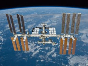 International Space Station, via Wikimedia Commons