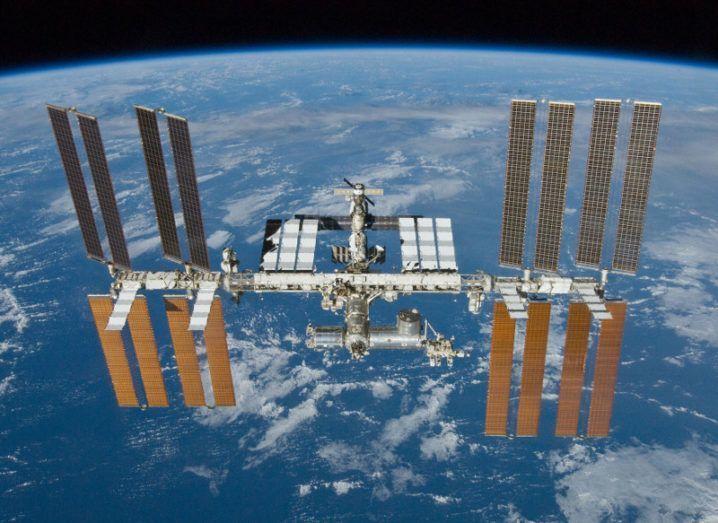 International Space Station, via Wikimedia Commons