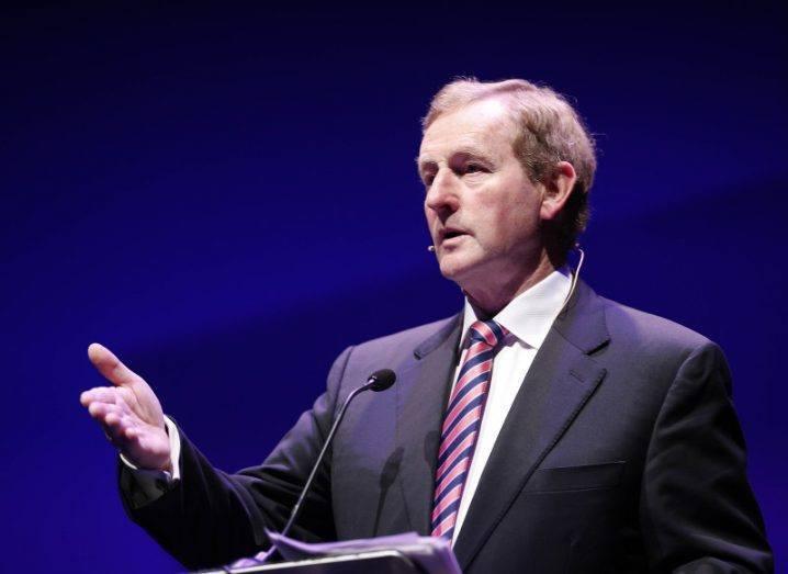 Enda Kenny, TD, An Taoiseach
