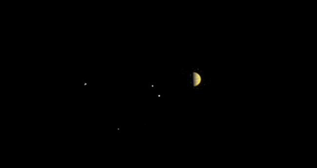 Jupiter doorstep