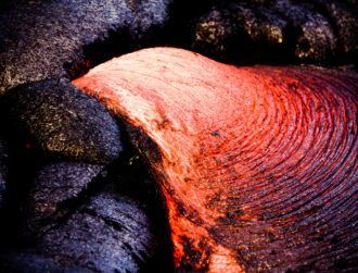 Watch: Satisfying videos of lava devouring food and drink