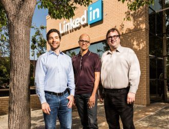 Microsoft buys social network LinkedIn for $26bn in cash