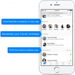 Messenger_Facebook_home