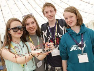 Get hands-on with science and tech at free Inspirefest Family Fringe