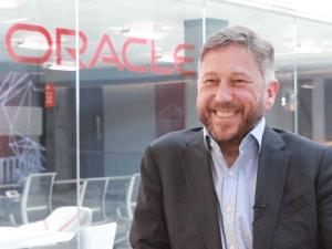 Oracle: Steve Fearon, VP of OD Prime, SaaS Western Europe