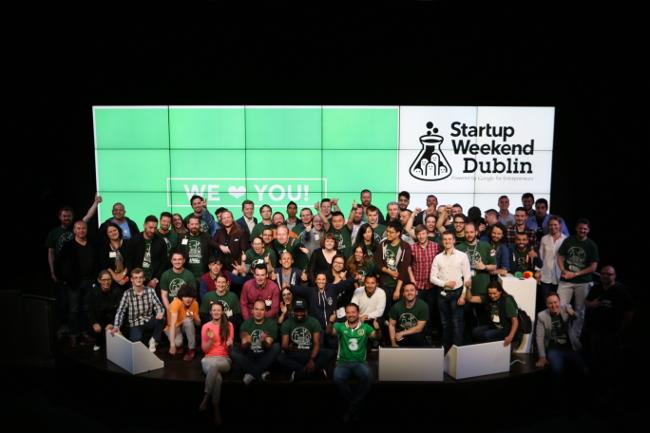 Startup_Weekend_Dublin_June_2016