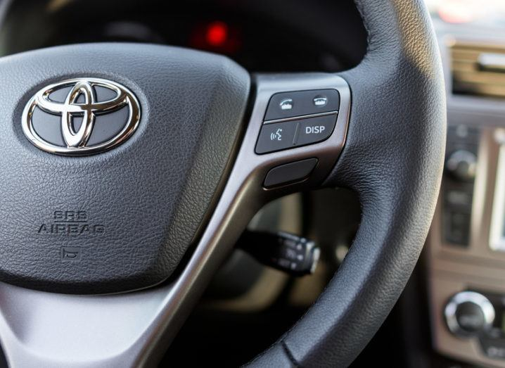 Toyota announces recalls for defective air bags, canisters