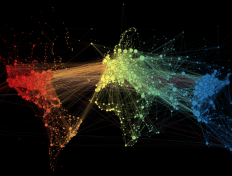Mesmerising map visualises how all the world's airports are connected