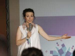 ResearchFest co-ordinator Arlene O'Neill