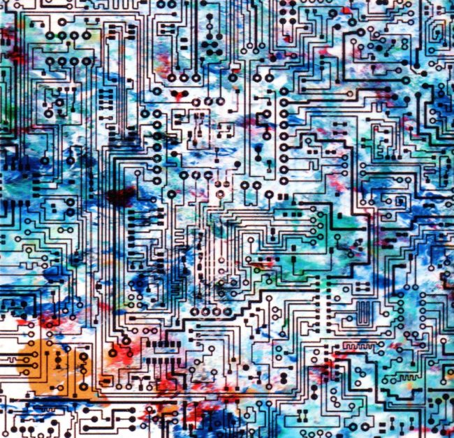 Boolean Logic by Angela Gilmour