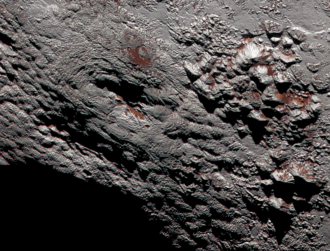 Has Pluto got oceans beneath its surface?
