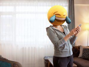 Hashtags: emoji woman