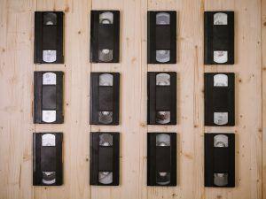 Gadget Battles: VHS tapes