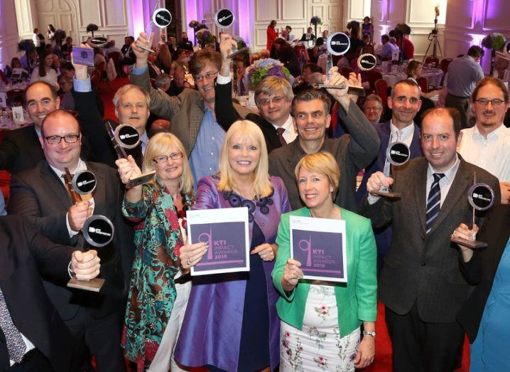 Knowledge Transfer Ireland Impact Awards 2016