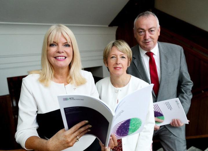 Knowledge Transfer Ireland annual report