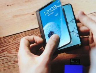 Samsung could release smartphones with bendable screens by 2017