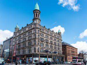 SpotX: Donegall Square, Belfast