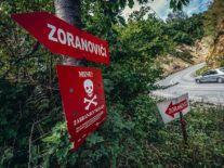 Bosnian Pokémon Go players warned not to stray into minefields
