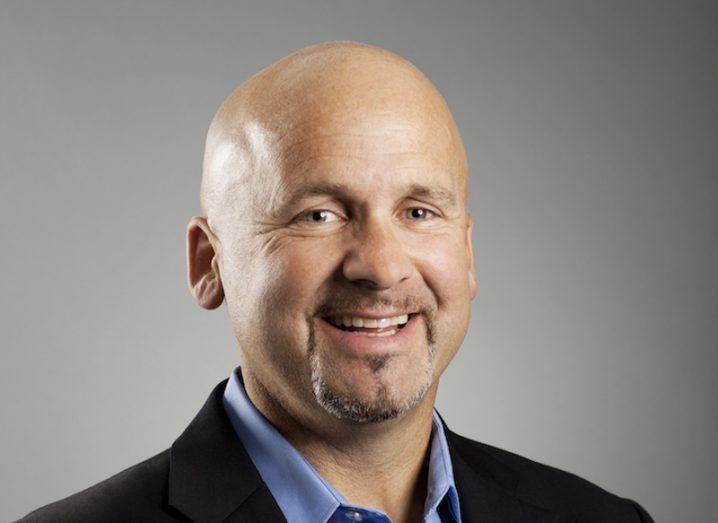 Brian Lillie, CIO, Equinix