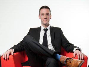 Christian Harris, VP of northern Europe, Deezer