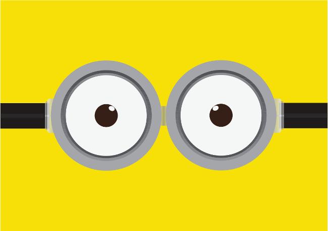 Minions goggles