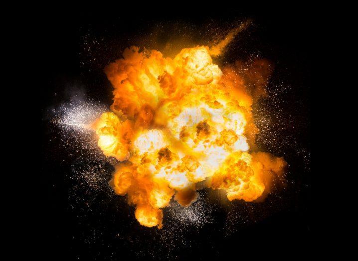 Explosion Mariner 1