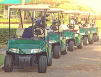 How golf buggies are driving U-blox and Accenture's IoT pursuit