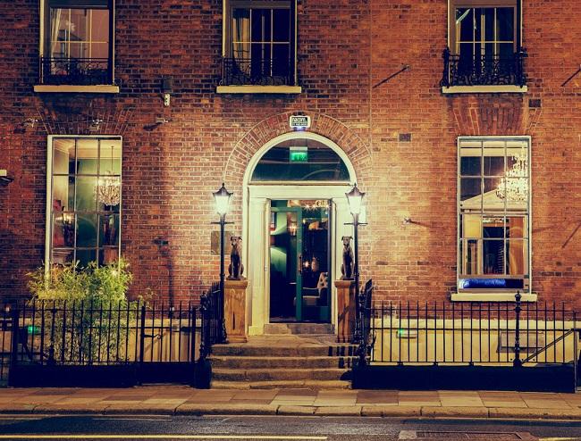 House, Leeson Street