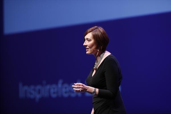 Monica Parker at Inspirefest 2016