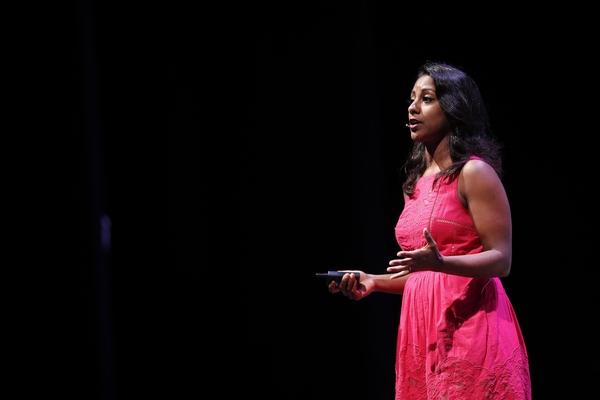 Poornima Vijayashanker at Inspirefest 2016