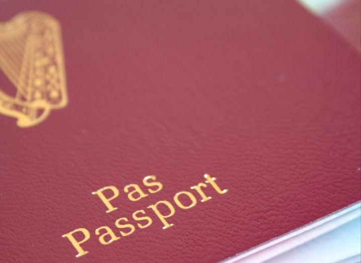 Irish passport renewals: Irish passport