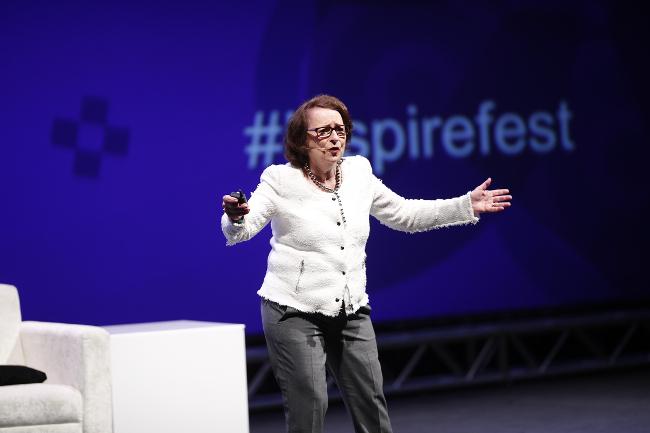Jeanne M Sullivan, Inspirefest 2016