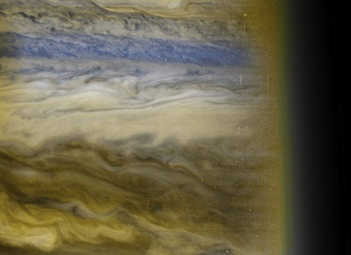 Jupiter Atmosphere Juno