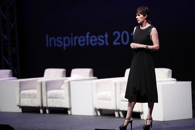 Kelly Hoey, Inspirefest 2016