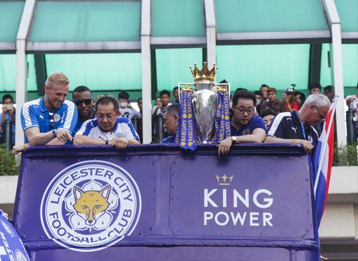 Premier League goals Leicester