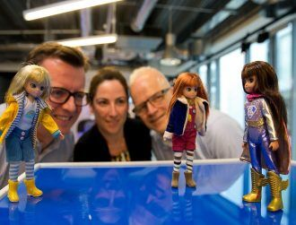 Lottie Doll maker Arklu wins Google Adopt A Startup